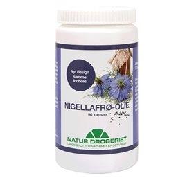 Image of Natur Drogeriet Nigellafrø-olie (90 kapsler)