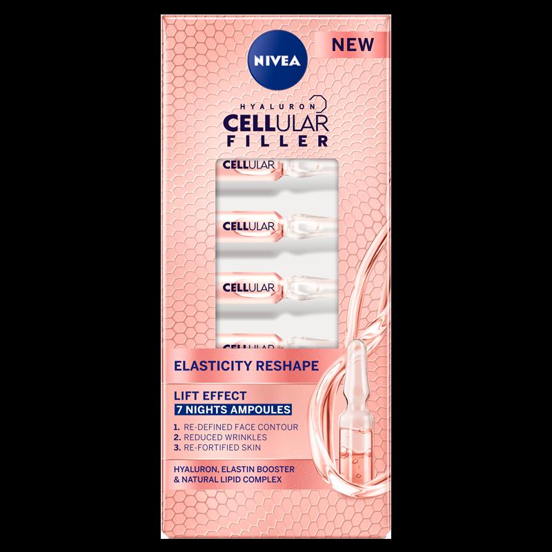 Nivea Cellular Elasticity Ampoules (7x5 ml)