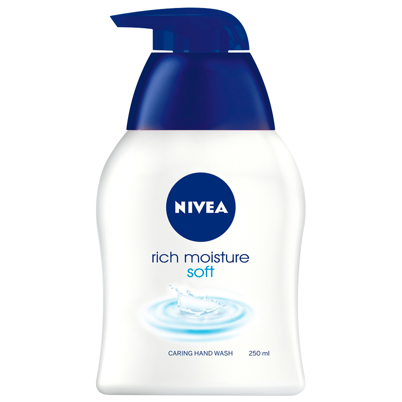 Nivea Creme Soft Liquid Soap (250 ml)