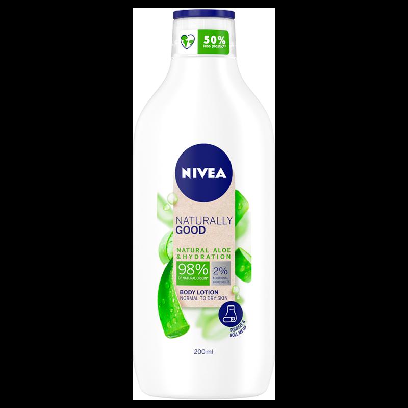 Nivea Naturally Good Aloe Vera (200 ml)