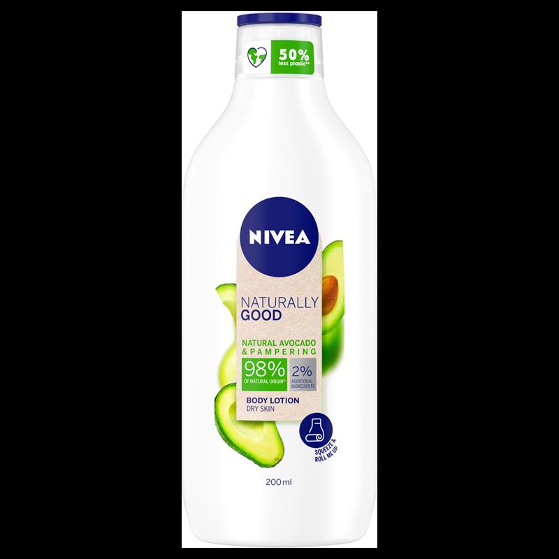 Nivea Naturally Good Avocado Lotion (200 ml)