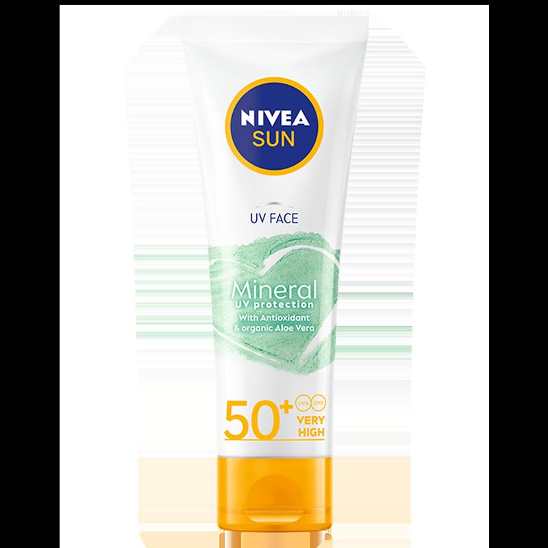 Nivea Sun Face Mineral SPF50 (50 ml)