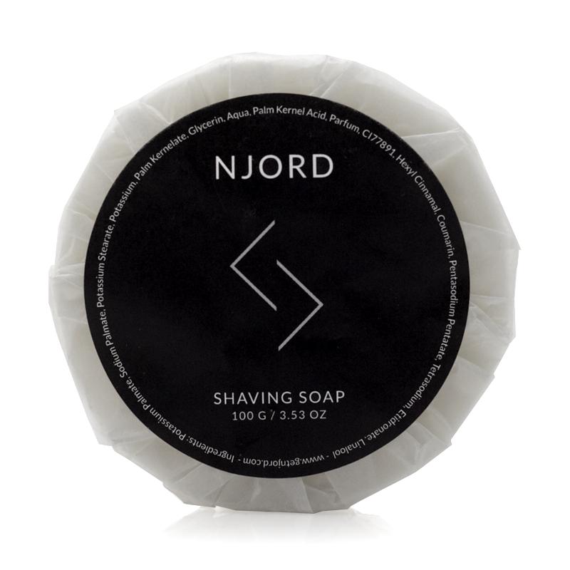 Image of Njord Shaving Soap (100 g)