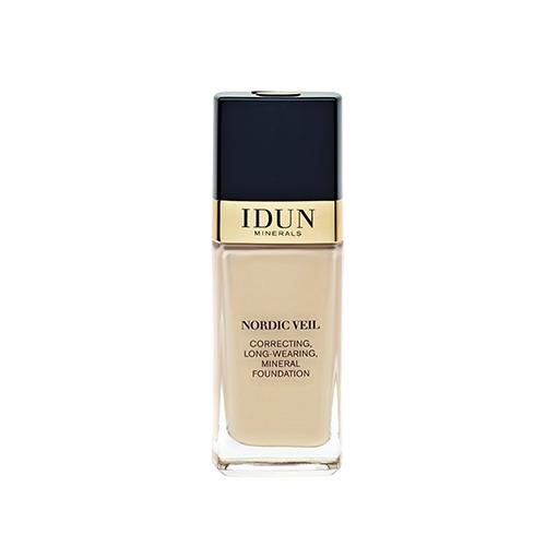 Image of IDUN Minerals Freja Liquid Foundation Nordic Veil (26 ml)