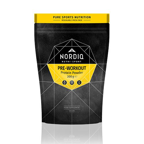 Nordiq proteinpulver fra Helsebixen