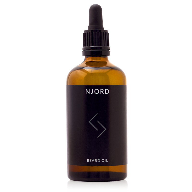 Image of Njord Beard Oil (100ml)