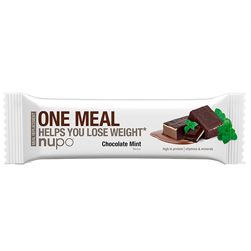 Nupo One Meal Bar Chocolate Mint (60 g)