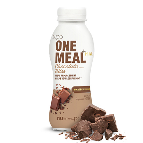 Nupo One Meal+ Prime Chocolate Bliss (330 ml)