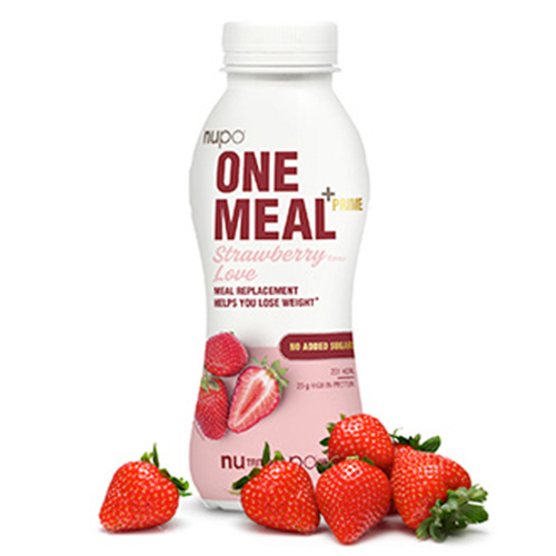 Nupo One Meal +Prime RTD Strawberry Love (330 ml)