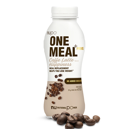 Nupo One Meal Shake Caffe Latte (330 ml)