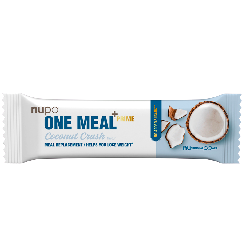 Nupo One Meal+ Prime Coconut Bar (64 g)