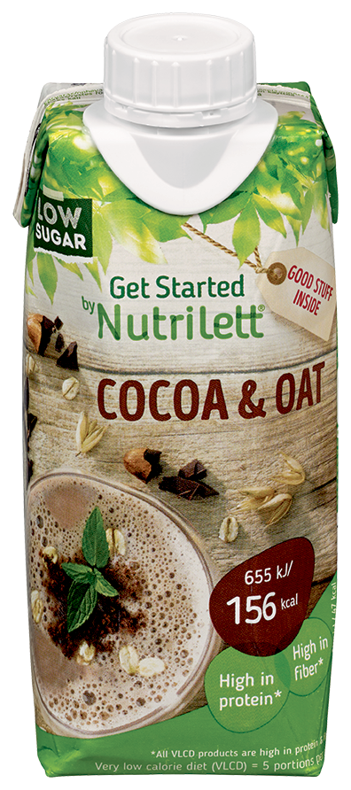 Image of Nutrilett RTD Cocoa & Oat (330 ml)