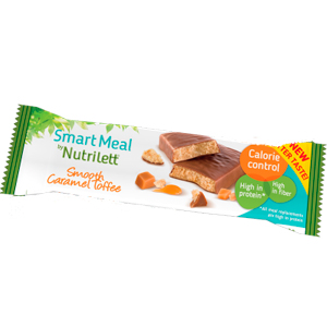 Image of Nutrilett HC Smooth caramel bar (56 g.)