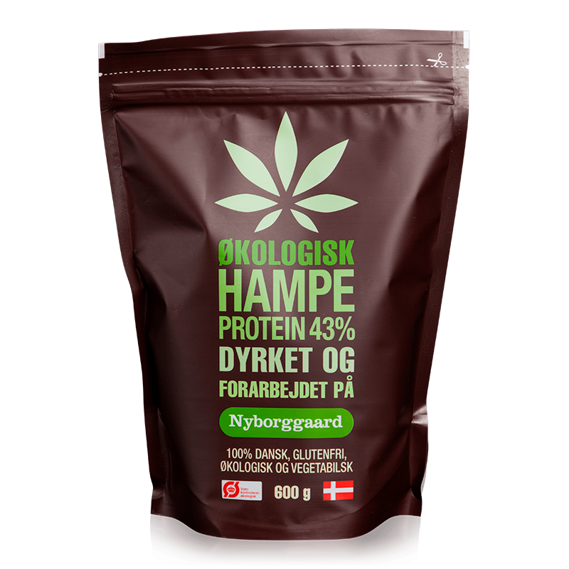 Nybogaard Nyborggaard Hampeprotein 43%