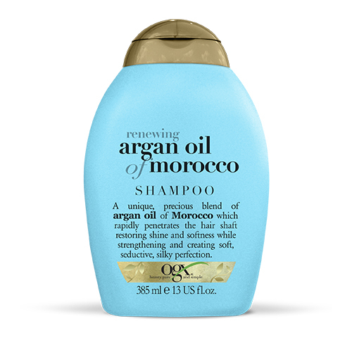 OGX Argan Oil of Morocco Shampoo (385 ml) thumbnail