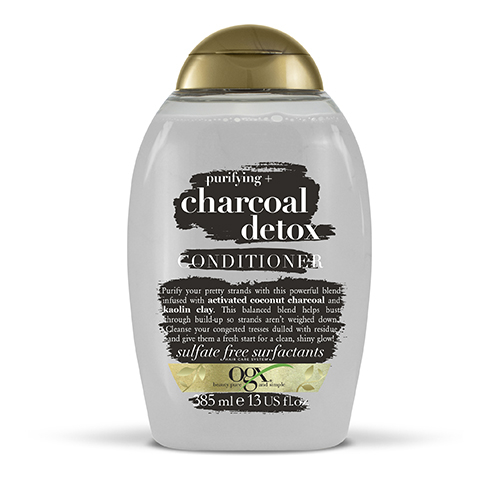 OGX Charcoal Conditioner (385 ml) thumbnail
