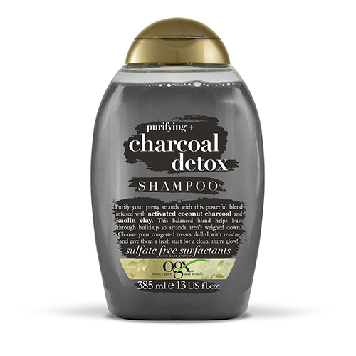 OGX Charcoal Shampoo (385 ml) thumbnail