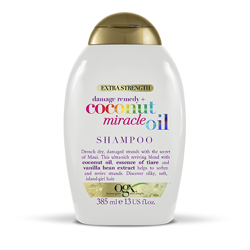 OGX Coconut Miracle Oil XS Shampoo (385 ml) thumbnail