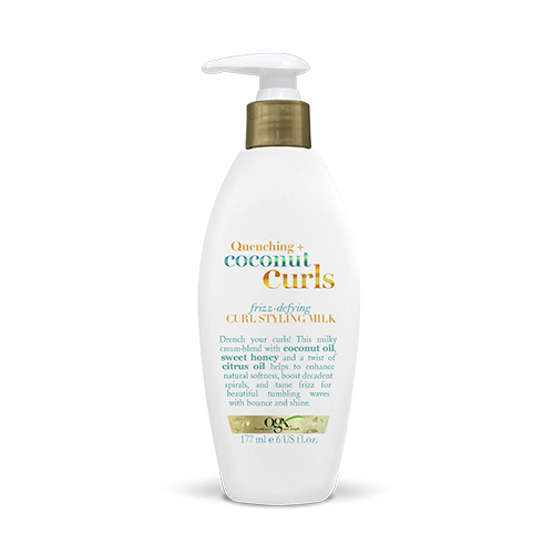 OGX Quenching Coconut Curl Milk (177 ml) thumbnail