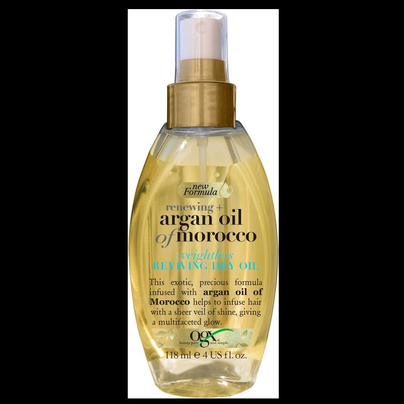 OGX Argan Oil Of Morocco Dry Oil Mist (118 ml)
