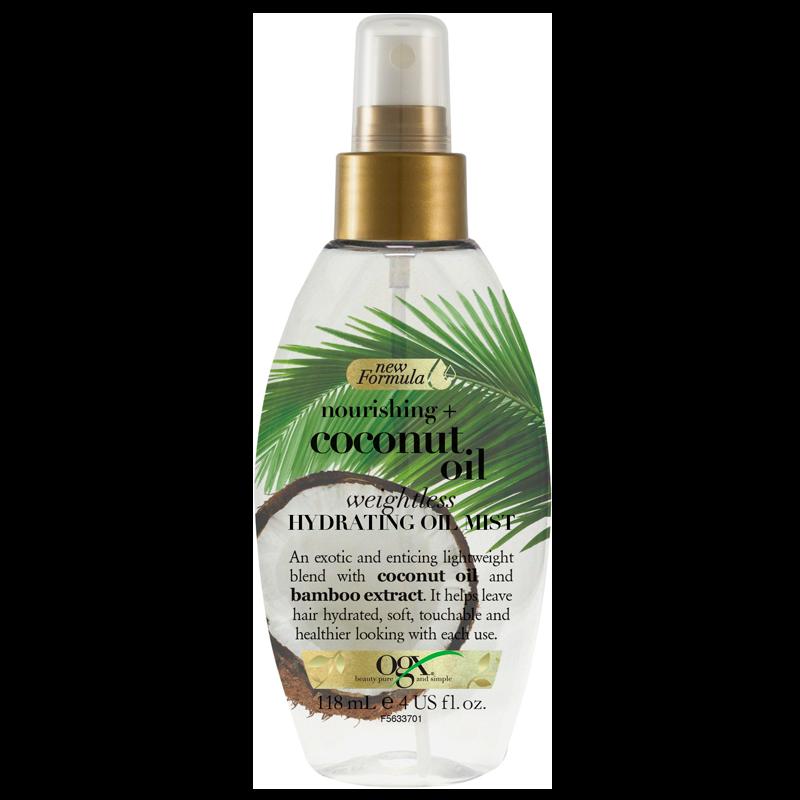 OGX Coconut Oil Hydrating Mist (118 ml)