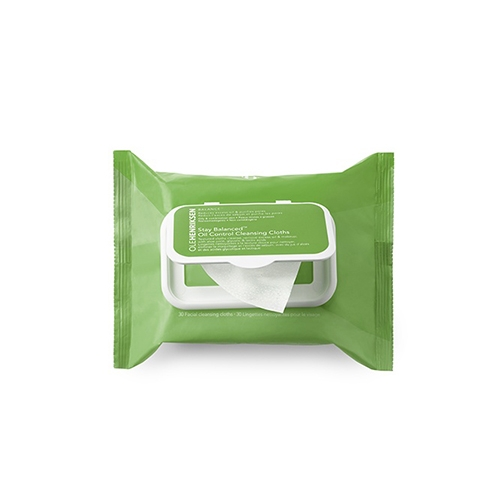Image of Ole Henriksen Stay Balanced Grease Relief Cleansing Cloths (30 ml)
