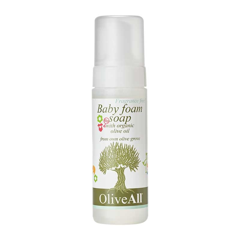 Image of OliveAll Angel Baby Skumsæbe (150 ml)