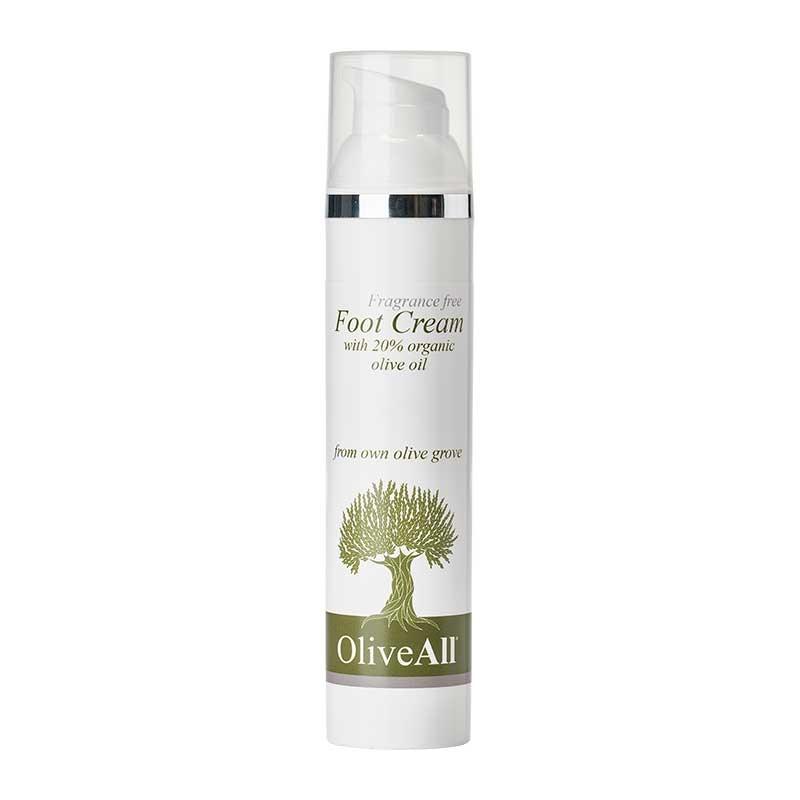Image of OliveAll Natural Fodcreme (100 ml)