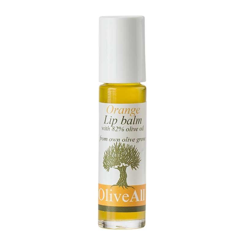 Image of OliveAll Læbebalsam Orange (10 ml)