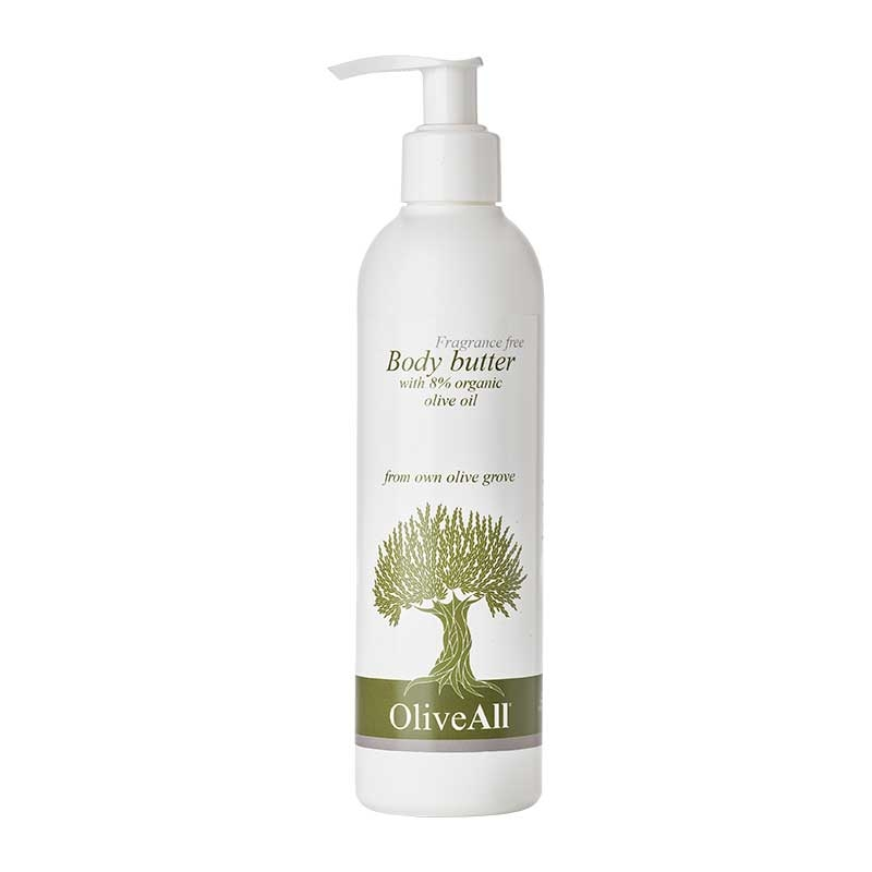 Image of OliveAll Natural Body Butter (250 ml)