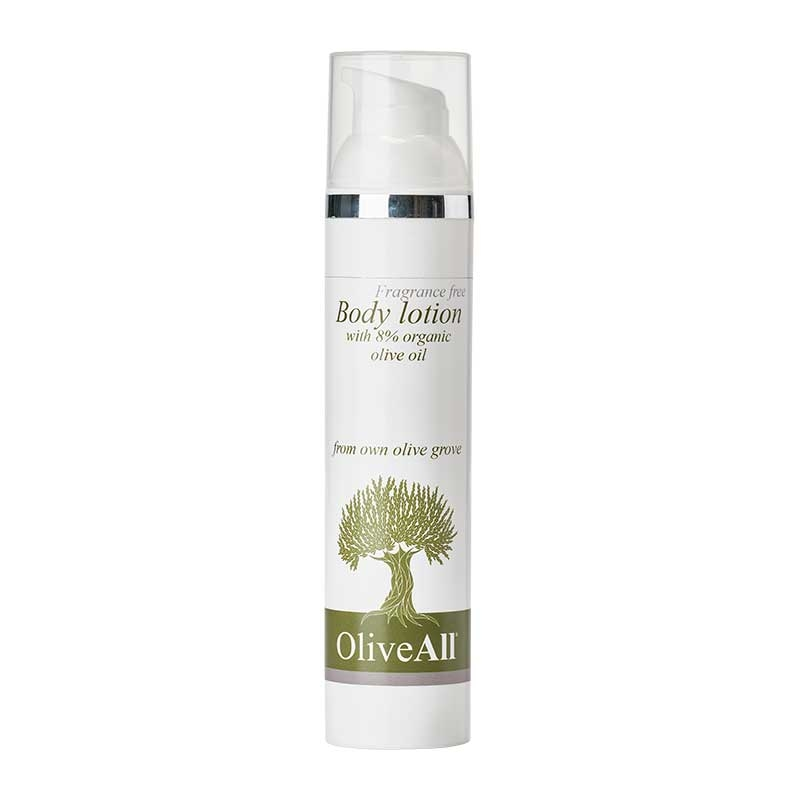 Image of OliveAll Natural Body Lotion (100 ml)