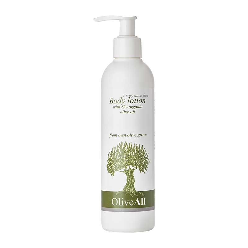Image of OliveAll Natural Body Lotion (250 ml)