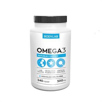 Image of Bodylab Omega-3 Fiskeolie (120 stk)