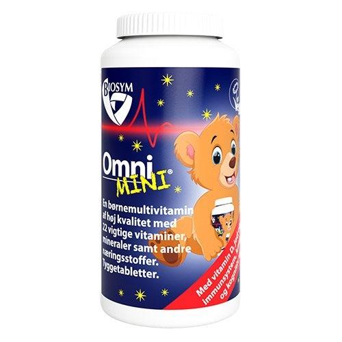Image of Biosym OmniMINI (160 tab)