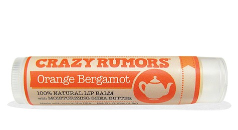 Image of Crazy Rumors Spiced Chai Læbepomade (4.4 ml)
