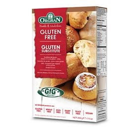 Image of Orgram Glutenfri Gluten Substitutionsmiddel (200 gr)