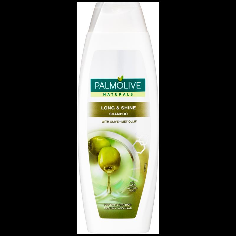 Palmolive Shampoo Natural Long & Shine (350 ml)