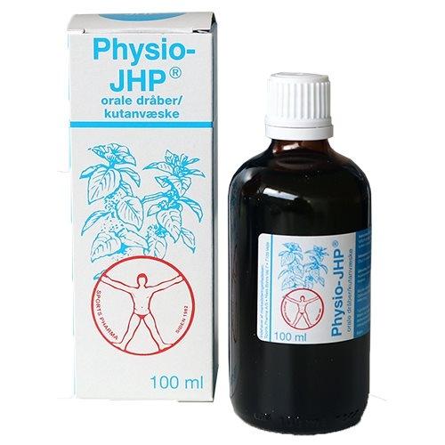 Image of JHP Ægte Japansk Pebermynteolie - 950 mg/gr (100 ml.)