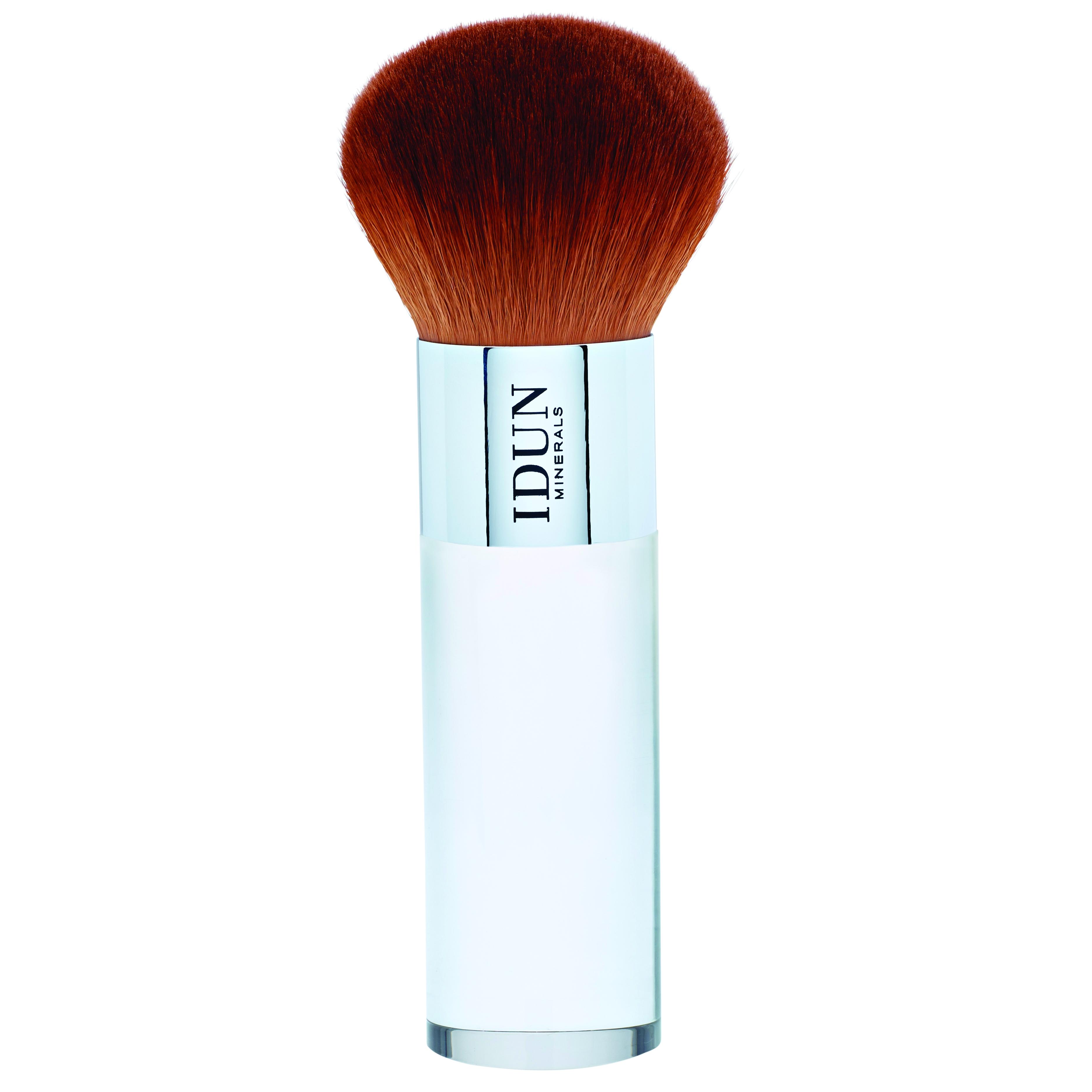 Image of IDUN Minerals Large powder brush (1 stk)