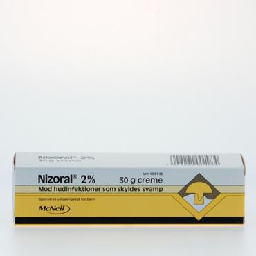 Image of Nizoral Creme 2% (30 g)