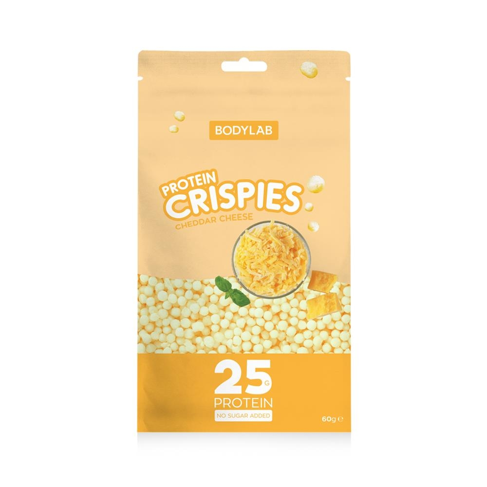 Image of Bodylab Protein Crispies Cheddar Cheese (60 g)