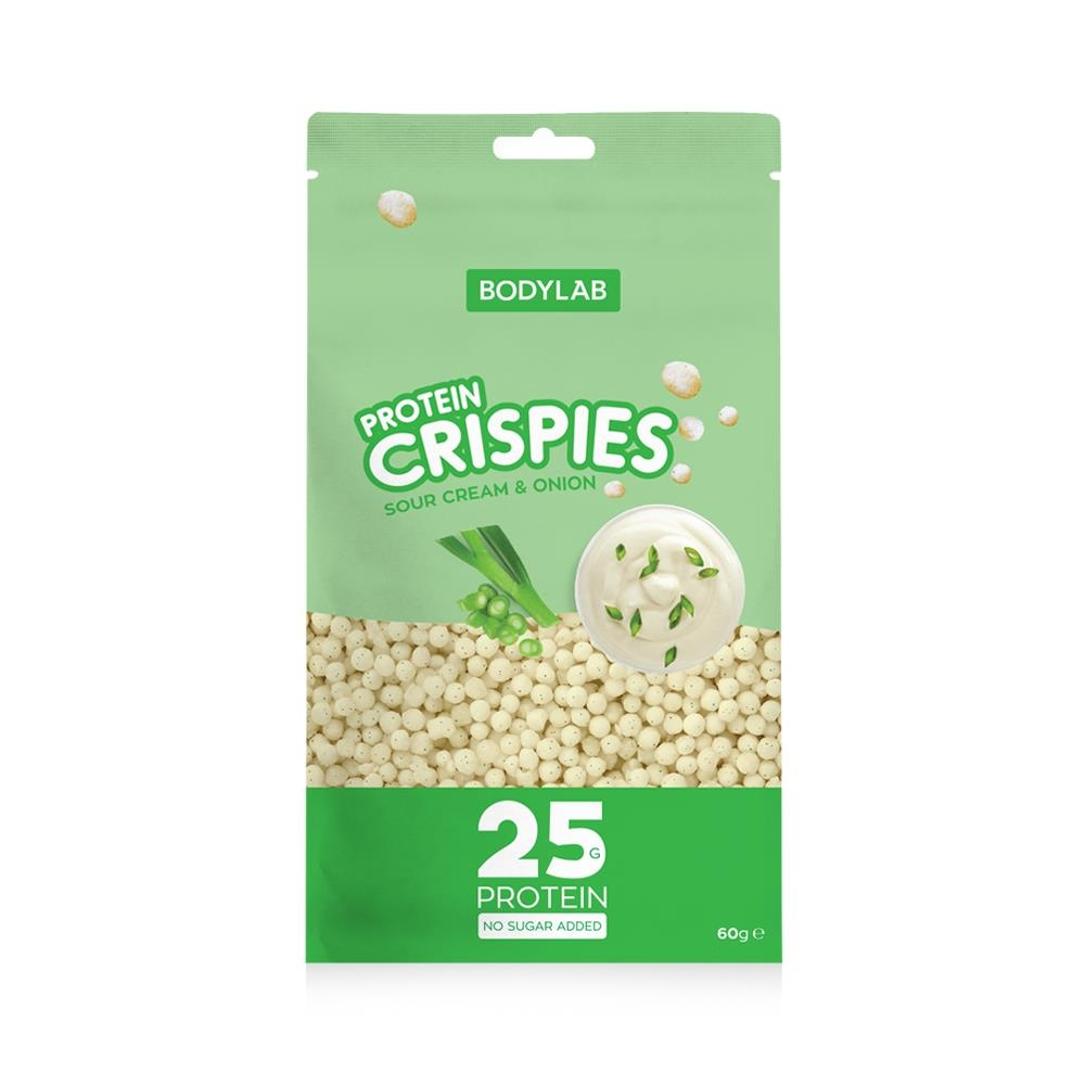 Image of Bodylab Protein Crispies Sour Cream & Onion (60g)