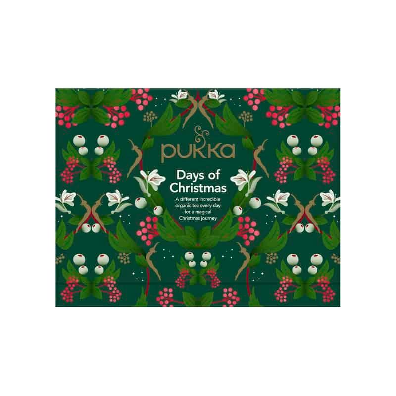 Pukka Julekalender Ø (24 breve)