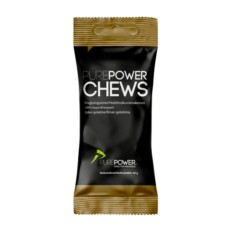 PurePower Chews Fruit (40 g)