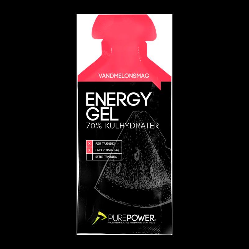 PurePower Energy Gel Watermelon (40 g)