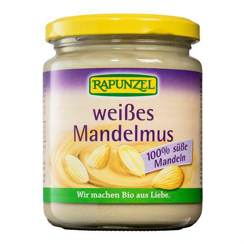 Rapunzel Mandelcreme Hvid Ø (250 gr) thumbnail