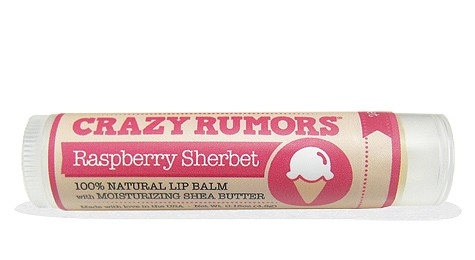 Image of Crazy Rumors Raspberry Sherbet Læbepomade (4.4 ml)