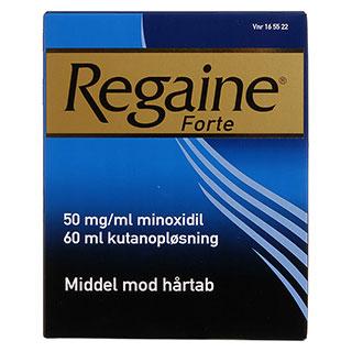 Image of Regaine Forte Mod Hårtab 50 mg (60 ml)