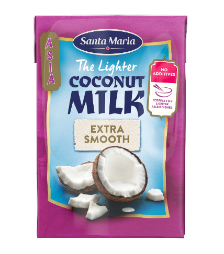 Image of Santa Maria The Lighter Coconut Milk (400 ml)