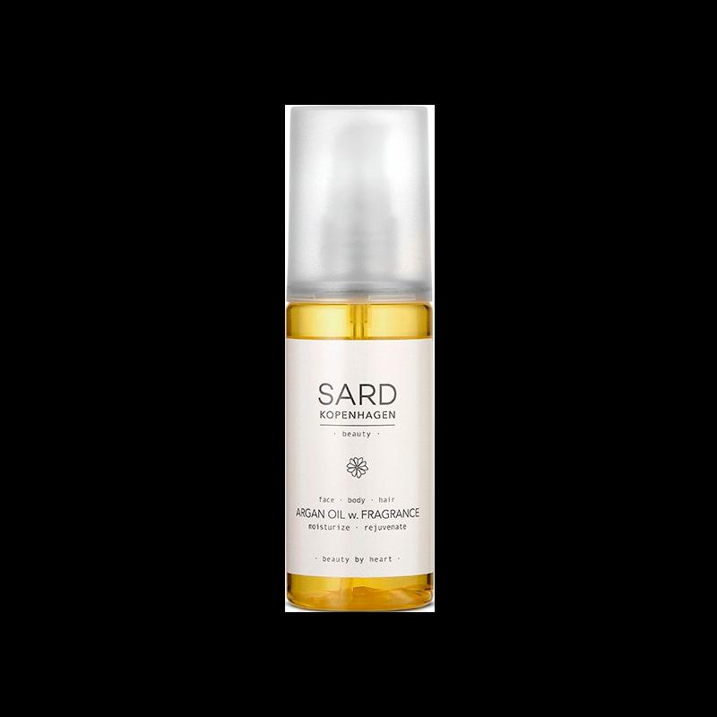 SARDkopenhagen SARD Arganolie Med Duft 100% Ren
